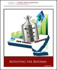 Workers' Comp Costs - Revisiting the Reforms